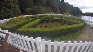 English Camp Garden