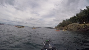 San Juan kayak fleet