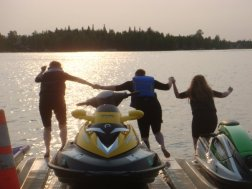Big Lake Jump