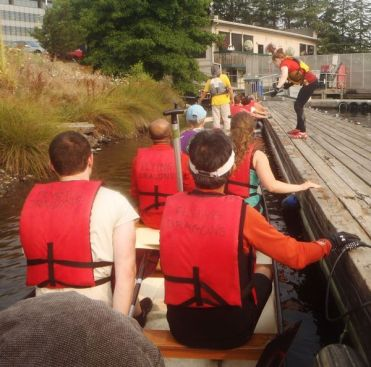 Dragon boating 2